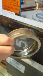 Soldadura FSW a penetración completa de tubo de acero inoxidable