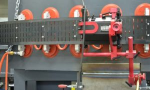 Flexible Rail automatic welding carriage