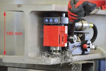 Taladradora magnética PRO-35-MINI