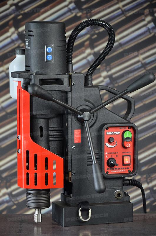 Taladradora magnética Pro-76+