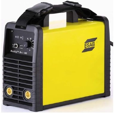 Inverter Esab Buddy 180 Electrodos Soldadura