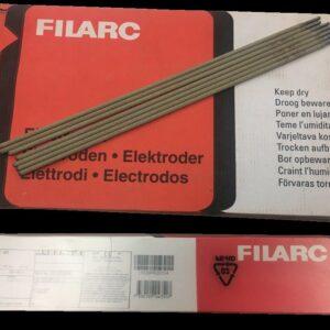 Electrodo soldadura rutilo Filarc