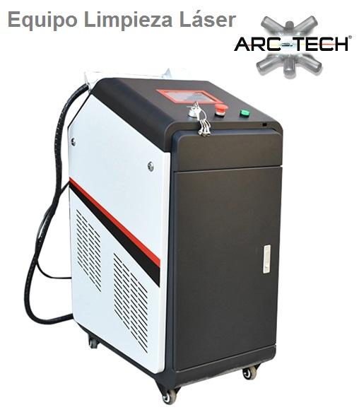 Limpieza oxido con laser