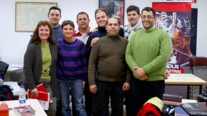 Convocatoria CWI-2012