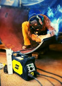 High responsibility weld repair